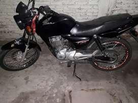 Vendo Moto honda CG TITAN