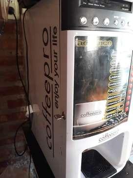 Vendo expendedora Coffepro