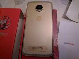 Vendo Motorola Moto Z3 full de 64 Gigas memoria