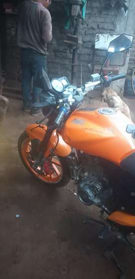 Vendo moto lineal keeway
