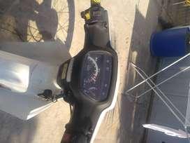 Vendo moto guerrero 50cc