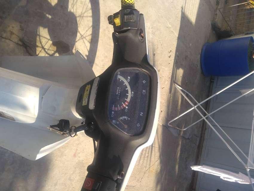 Vendo moto guerrero 50cc 0