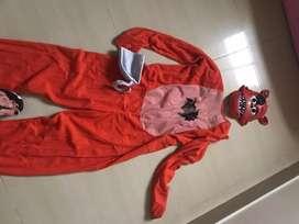 Disfraz de Niño Foxy, Five night at Freddys, talla L