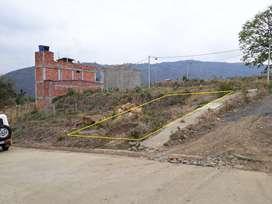 Venta lote Altos de la Villa en San Gil