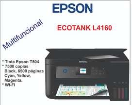 IMPRESORA EPSON L4160 - NUEVA
