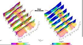 detección  de huecos en el  subsuelo con exploración geoelectrica
