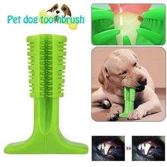Cepillo De Dientes De Goma Para Perros Juguetes Para Perros