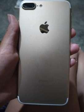 Vendo iPhone 7 plus de 256 GB