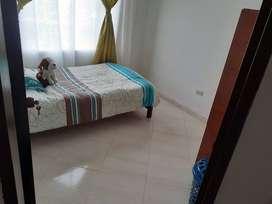 Se arrienda habitación amoblada conjunto Villa Alba, para 1 persona