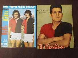 antiguas tapas de revistas de newells old boys de rosario para coleccionar o microemprendimientos