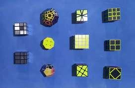 Vendo cubos de Rubik (juntos o por separado)