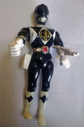 Power Rangers Bandai - Negro