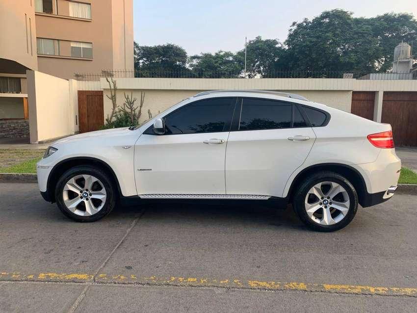 BMW X6 EN PERFECTAS CONDICIONES UNICO DUEÑO 0