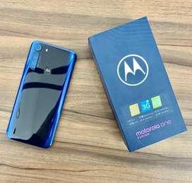 Moto One Fusion de 64GB/4GB Nuevo!!! Garantia de un año