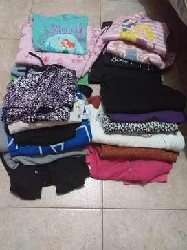 Vendo ropa para feriante