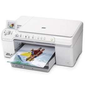 Impresora Multifunción Hp Photosmart C5580 All In One
