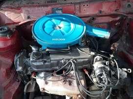 Motor y caja Mazda 626