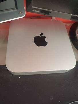 Apple Mac mini, 2.6GHz Intel Core i5 Dual Core, 8GB RAM, 1TB HDD, Mac OS, Silver, MGEN2LL/A
