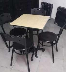 Juegos de Mesas Y Sillas para Restaurant