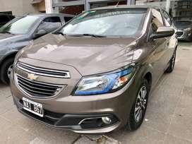 Chevrolet Onix LTZ 1.4 nafta 5 puertas 2013