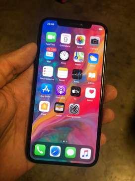 Iphone X de 256GB libre para solo claro