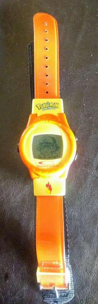 Reloj Pokémon 0