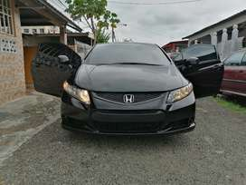 Honda Civic 2013 Coupe