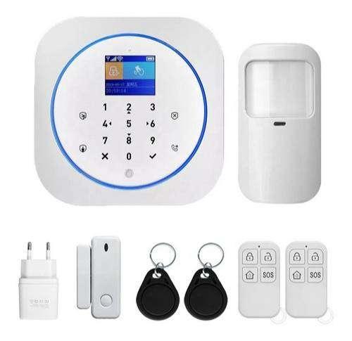 Kit Alarma sin cables para sitios o negocios locales
