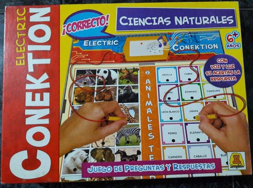 Electric Conektion Ciencias Naturales Oportunidad Usado en perfecto estado 0