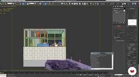 Curso Digital de representación de espacios arquitectónicos con 3D Studio Max