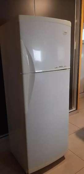 Heladera Gafa Freezer No Frost