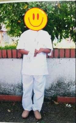 Vestido primera comunión niño 0