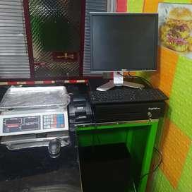 Sistema de facturación pos para fruver carniceria salsamentaria
