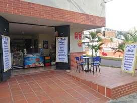 Negocio en venta en Bucaramanga: Papelería, miscelania y heladería