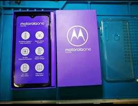 Motorola one macro nuevo 64gb