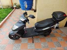 Moto eléctrica Starker Avanti 2.0 Mod. 2019 con pocos Km. Oportunidad!