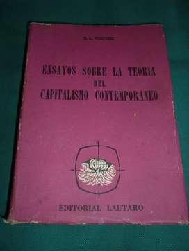 ENSAYOS SOBRE LA TEORIA DEL CAPITALISMO CONTEMPORANEO . VIGOTSKI