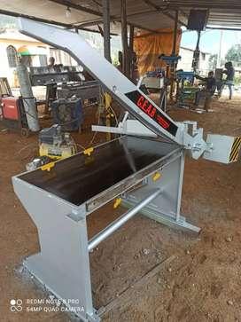 Dobladora; Cortadora de tool de 1.10 metros capacidad 2 mm