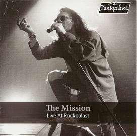 THE MISSION UK , ROCK PALAST LIVE