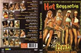 DVD REGGAETON