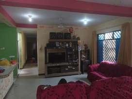 Se Vende Casa Material Noble
