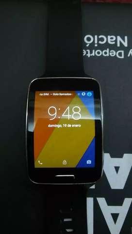 Vendo samsung gear s con androird