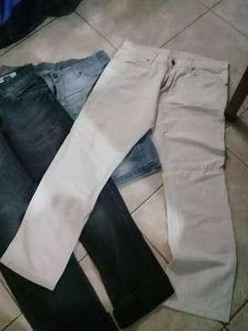 Jeans impecables marcas originales hombre