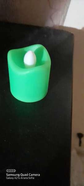 Luces de navidad, mallas, velas Led, lineales, entre otros
