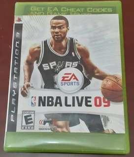 NBA LIVE 2009