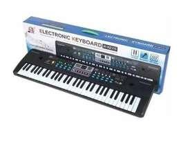 Organeta Mq-809 Teclado Para Niños Juguete Piano 61 Teclas