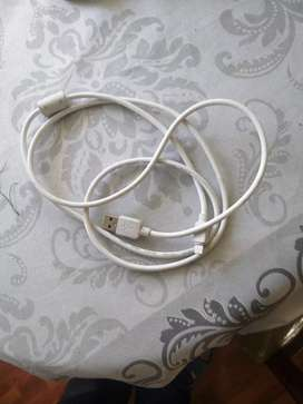 Cable de iphone