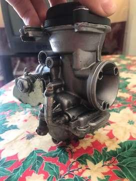 Carburador fz 16 original una guaya