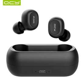 Earphones QS1 Bluetooh V5.0 | estéreo inalámbricos con microfono