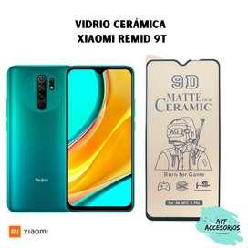 Vidrio Cerámica Xiaomi Remid 9t